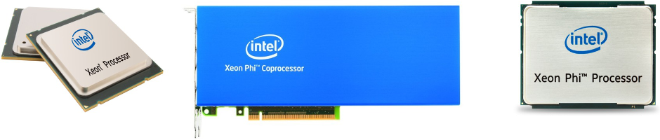 Intel Architecture Lineup