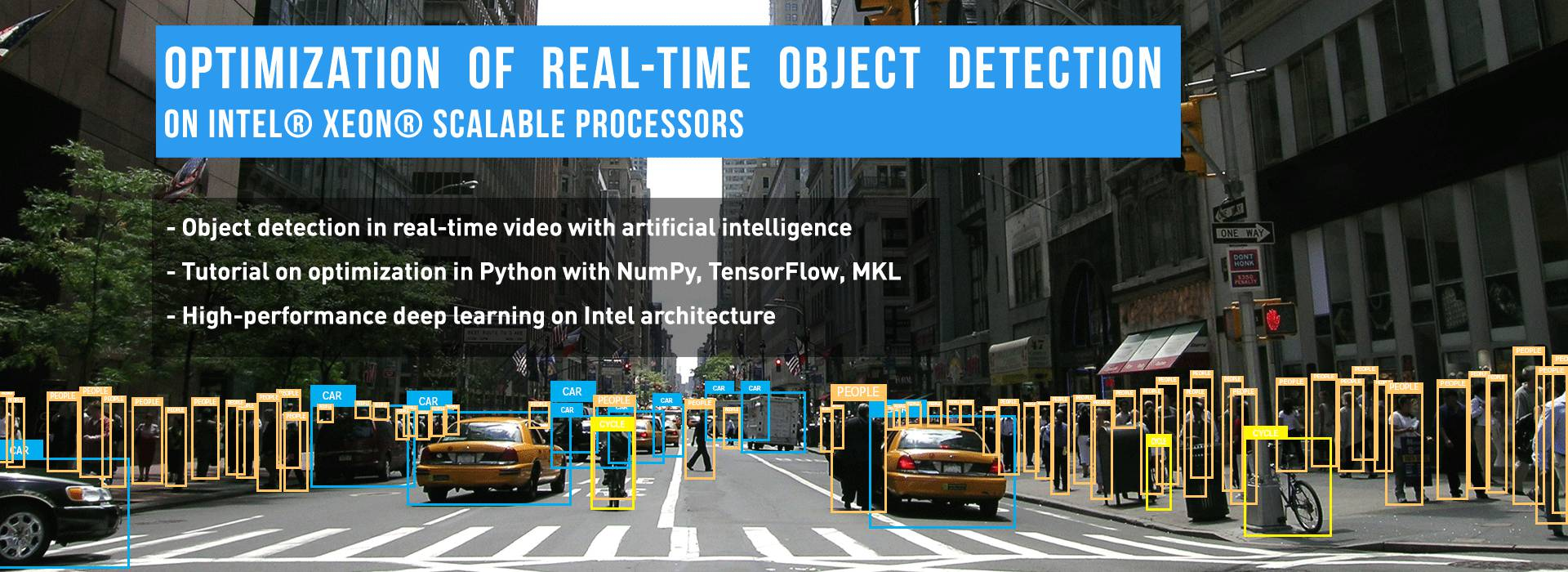Optimization of Real-Time Object Detection on Intel® Xeon